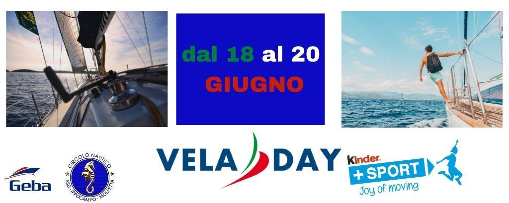 Nautica Geba e Circolo nautico Ippocampo insieme per il Vela Day di Molfetta
